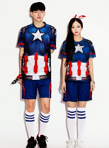 마블 히어로SET 캡틴아메리카